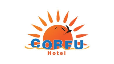 Corfu Hotel Logo