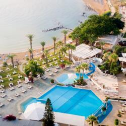 Golden Coast Beach Hotel And Spa Pool Side