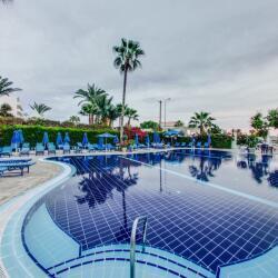 Anonymous Beach Hotel Pool