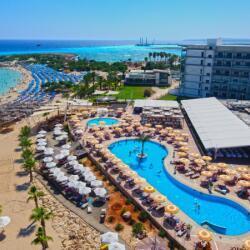 Asterias Beach Hotel In Famagusta