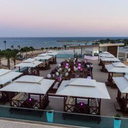 Asterias Beach Hotel Restaurant