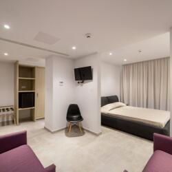 Mimosa Beach Hotel Protaras Bedroom