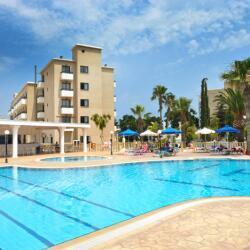 Chrystalla Hotel Pool Bar