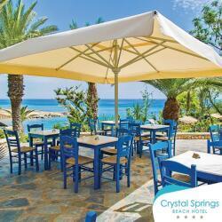 Crystal Springs Beach Hotel Salamina Restaurant