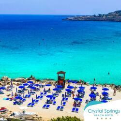 Crystal Springs Hotel Beach
